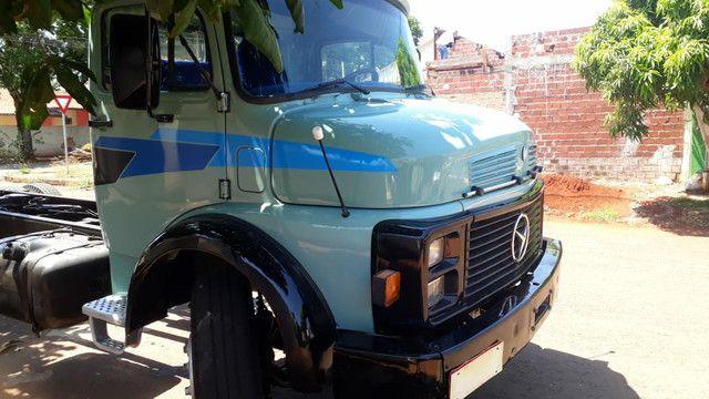 Mercedes 1318 no Chassi - Foto 5