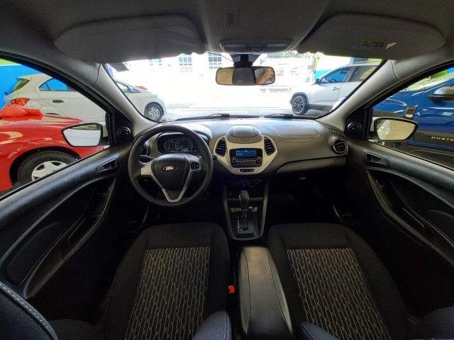 Ford Ka Se 1.5 automático, placa B, apenas 15.000 km,garantia de fábrica, novíssimo! - Foto 11