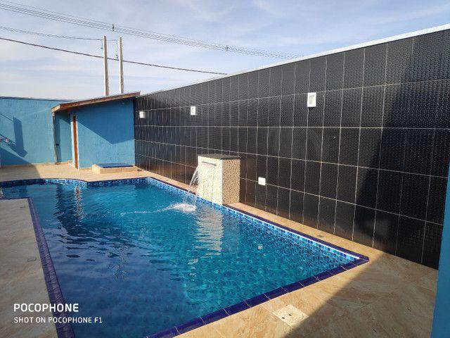 Casa com piscina para confraternização,churrasco, aniversário etc ... - Foto 5