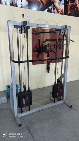Equipamentos de Musculação - Foto 4