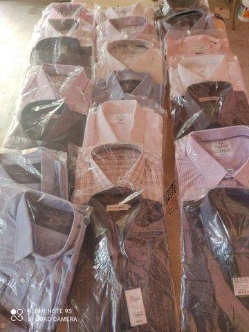 Camisa formal masculina - Foto 2