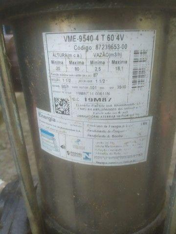 Bomba hidráulica alta pressão - Foto 2