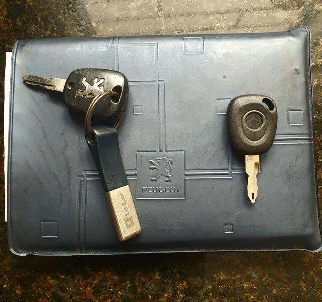 Peugeot 207 SW 2009/2010 - CARRO ARROJADO COM DESIGN CONFORTÁVEL, ÓTIMO ESTADO! - Foto 4