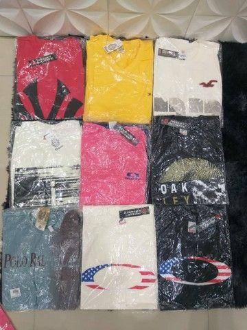 BARBADA!!Camisetas novas