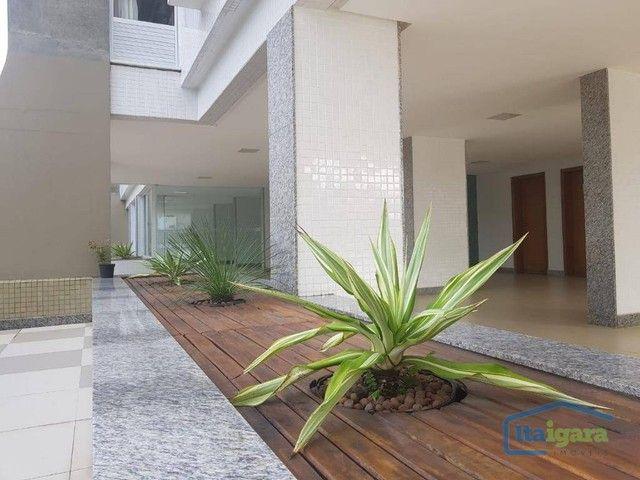 Apartamento com 3 dormitórios para alugar, 130 m² por R$ 1.800,00/mês - Pituba - Salvador/ - Foto 5