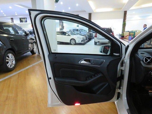Mercedes-Benz B 200 1.6 Sport Turbo Aut Blindagem III-A Top de Linha C/ Paddle Shift - Foto 17
