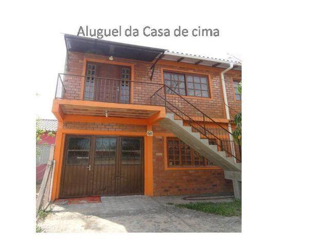 Alugo casa para veraneio em Arambaré 01 quadra da praia