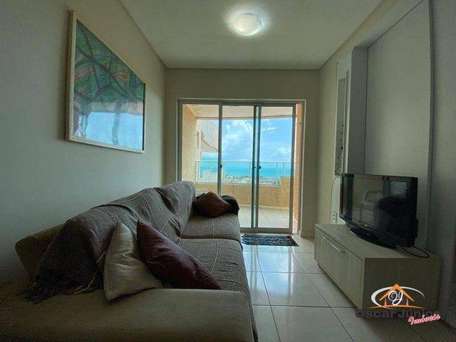 Apartamento com 4 dormitórios à venda, 203 m² por R$ 550.000,00 - Porto das Dunas - Aquira - Foto 5