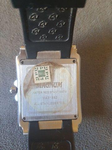 Relógio Magnum - Foto 5