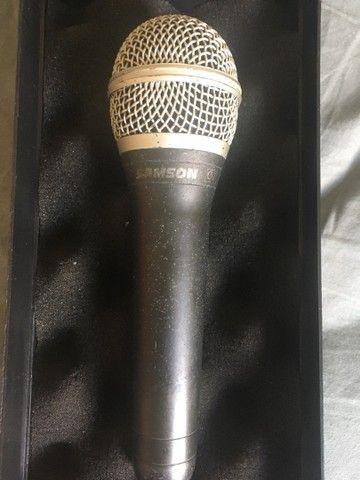 Microfone Samson  - Foto 4