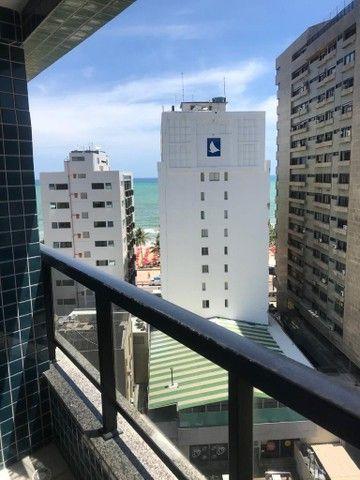 Aluguel apto de 1Q mobiliado vista mar R$ 2.500,00   - Foto 10