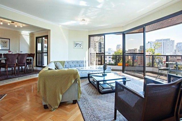 Apartamento para locação de 247m², 4 dormitórios em Moema - Foto 9