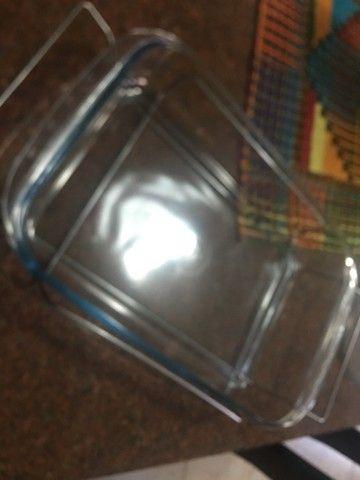 03 Tavessas de vidro - Foto 2