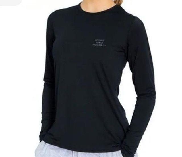 Camisas UV Masculina e Feminina - Foto 4