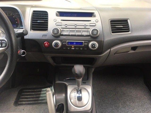 Civic Exs 1.8 16V i-Vtec Aut. Flex 2011 **Super Conservado** - Foto 12