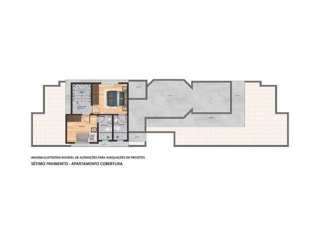 Apartamento à venda com 2 dormitórios em Serra, Belo horizonte cod:701027 - Foto 6