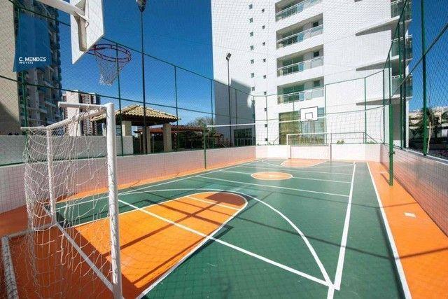 Apartamento Duplex com 3 dormitórios à venda, 172 m² por R$ 1.972.641,00 - Guararapes - Fo - Foto 11