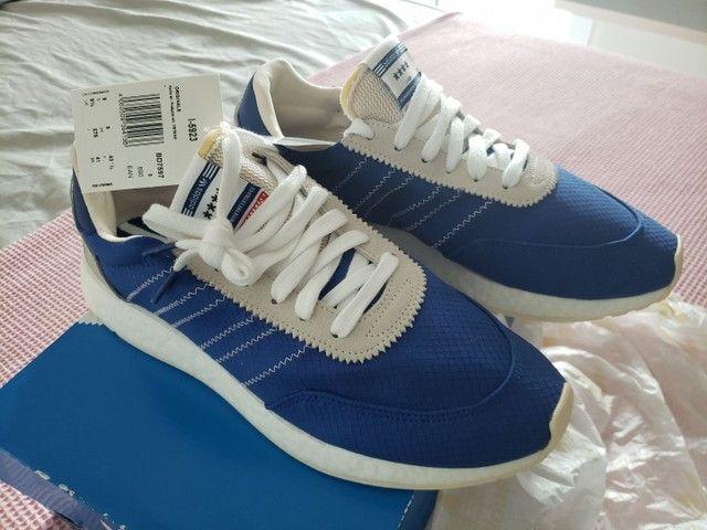 Tênis Adidas I-5923 Iniki Original Novo Tamanho 41