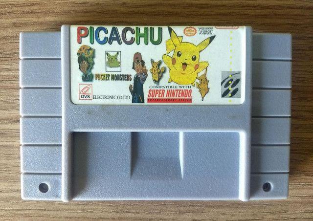 Super Nintendo Funcionando - Foto 4