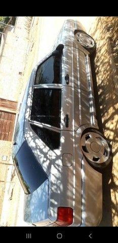 Santana 1.8 ap carro em dias( vendo o troco por moto).11.000 - Foto 8