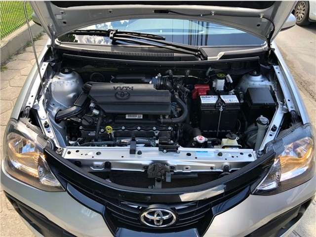 Toyota Etios 2020 1.5 x sedan 16v flex 4p manual - Foto 2
