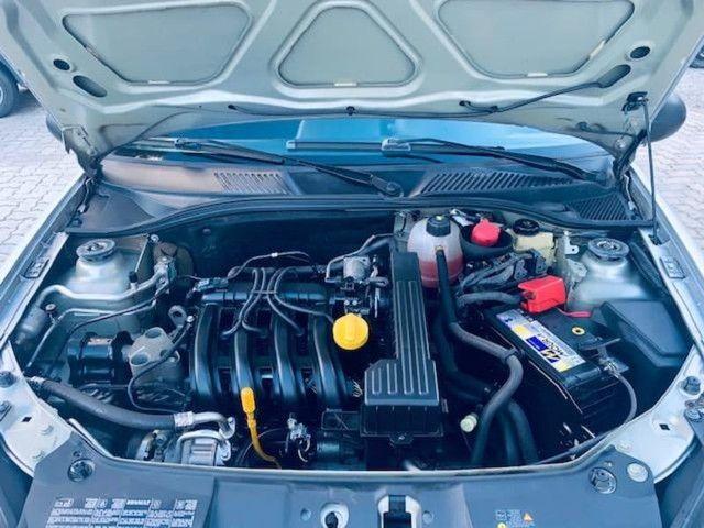 RENAULT CLIO EXPRESSION 1.0 16V HI-FLEX 4P - Foto 16