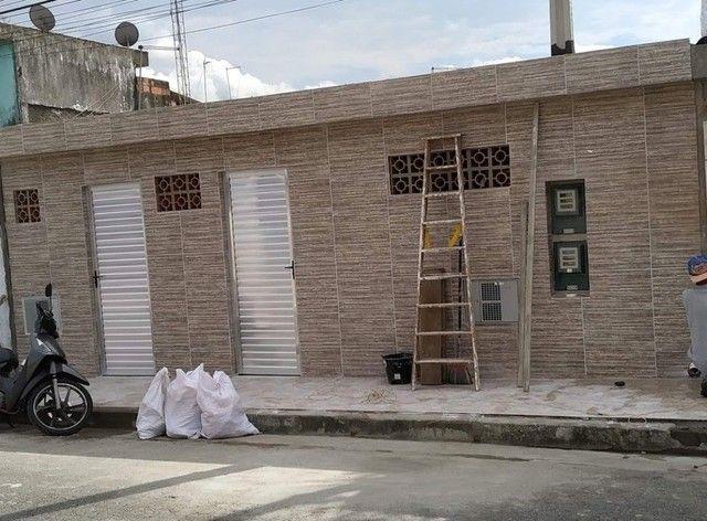 Casa Humaitá - Oportunidade-pronta p/ morar/renda