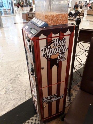 Vendo máquina de pipoca  - Foto 2