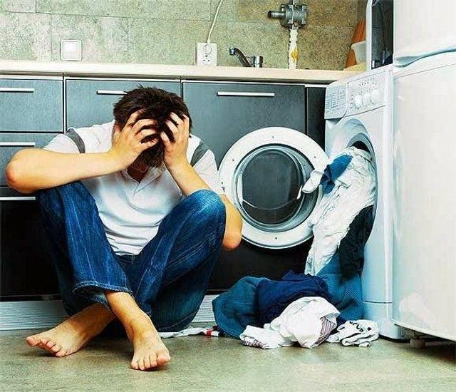 Conserto máquina de lavar roupas