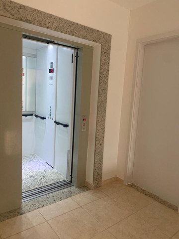 "Alugo apartamento ""novo"" no condomínio "" Jardim de Madri - Bloco com elevador - Foto 8"