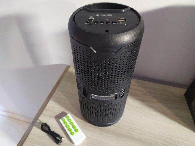 Caixa de som Bluetooth Big Sound KTS-1099 - Foto 6