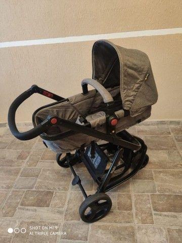 Carrinho de Bebê Safety 1st Travel System CAX90232 Mobi Full
