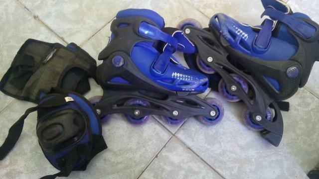Patins Semi novo