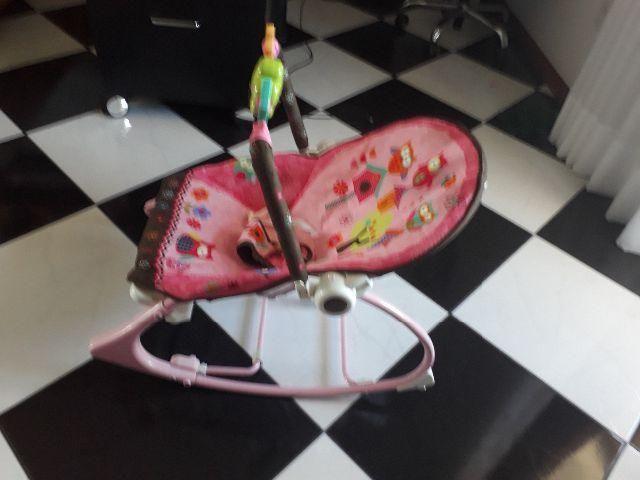 Cadeira Balanço Baby
