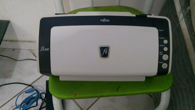 Scanner Fujitsu 6140 Profissional (sair logo)