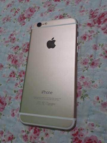 Iphone 6 dourado 16g