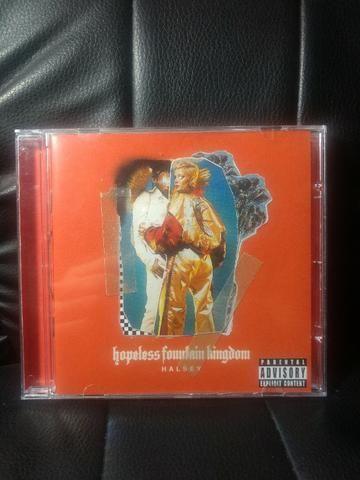 CD Halsey- Hopeless Fountain Kingdom