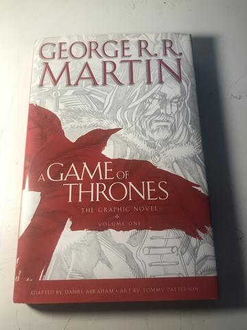 Game of Thrones graphic novel 1
