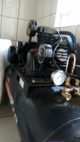 Compressor de ar 150 litros