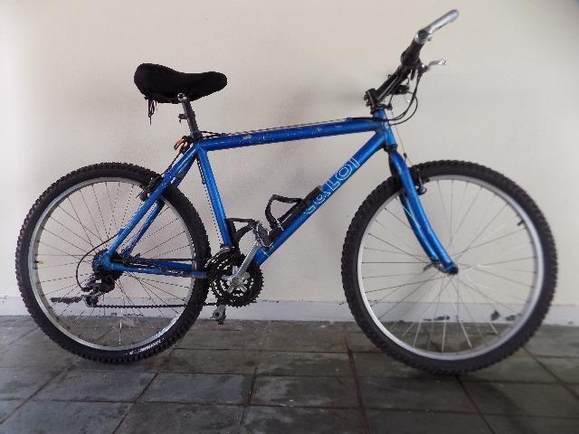 Bicicleta Caloi aro 26 usada
