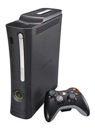 Xbox 360 fat (Jasper) com HD 320 GB