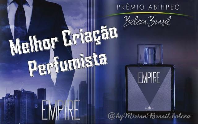 Empire , Eleito o Melhor Perfume do Brasil . Ultimas unidades . Em oferta. Pronta Entrega