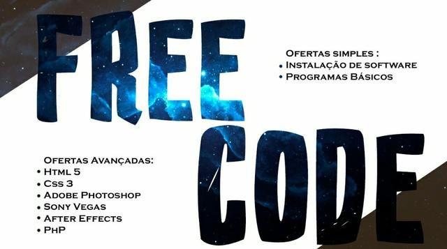 Código Livre - Serviços de Informática e Web