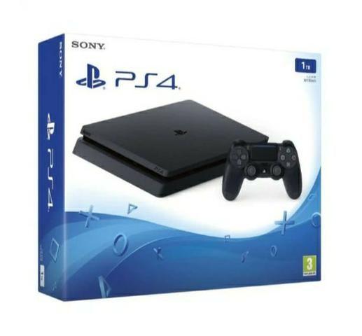Sony Playstation 4 Slim 500gb Novo