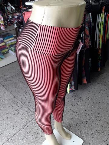 Calça Legging 3D Excelente tecido Atacado e Varejo