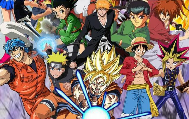 Animes , series e filmes