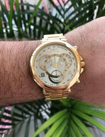 Mega promoção Relógio Invicta