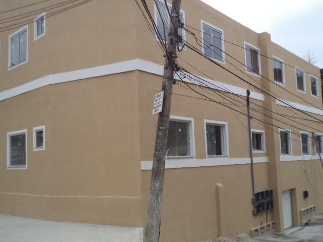 Apartamentos 1 e 2 quartos com Garagem no Pita - SG (Sem Entrada)