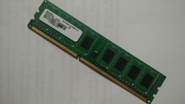 Memoria 4gb para pc