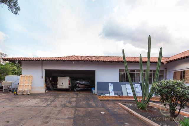 Chácara com 3 dormitórios à venda, 3005 m² - jardim morumbi - londrina/pr - Foto 16